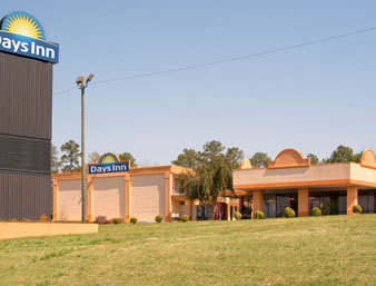 Days Inn - Clanton